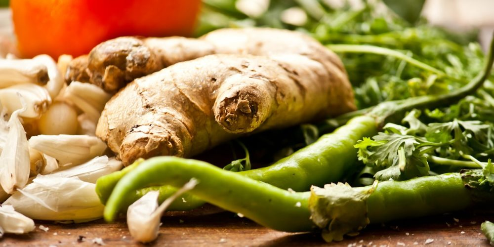 How to Treat Infections Permanently with Ginger-Garlic Mixture