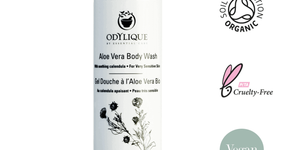 7 Perfect Organic Body Wash for Sensitive Skin (dermatologist recommended)