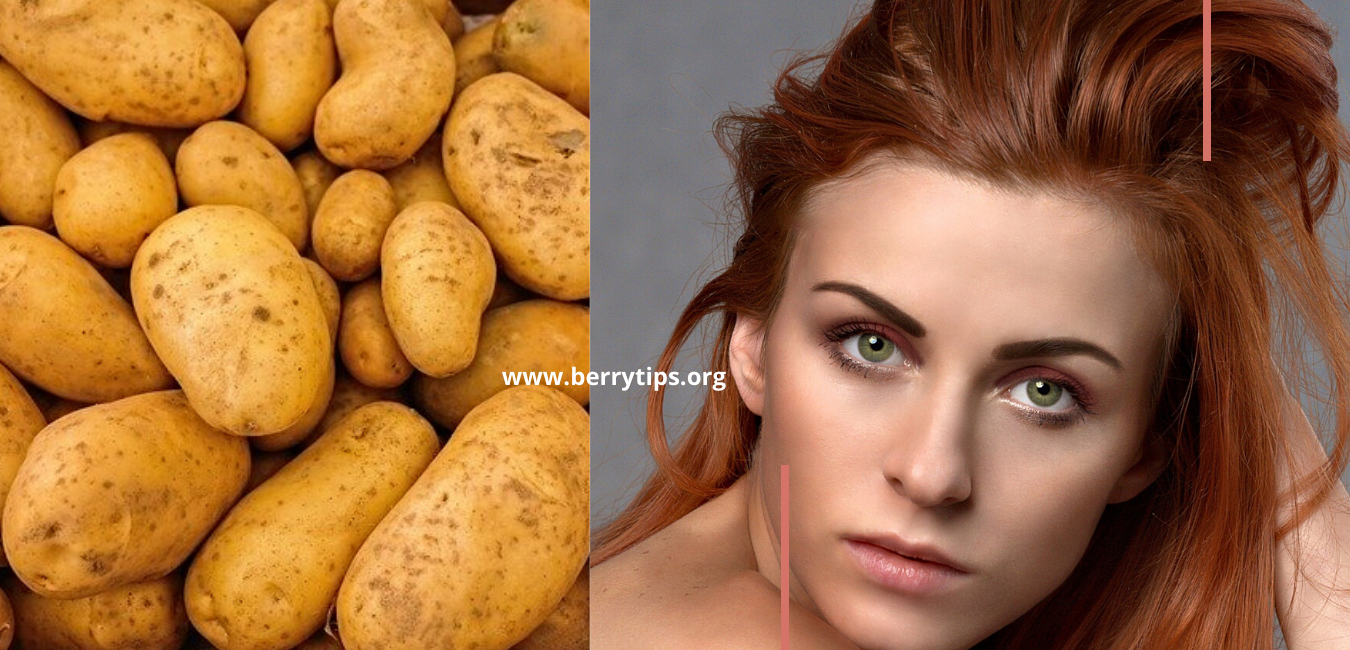 10 Hidden Benefits of Potatoes For Skin and Hair